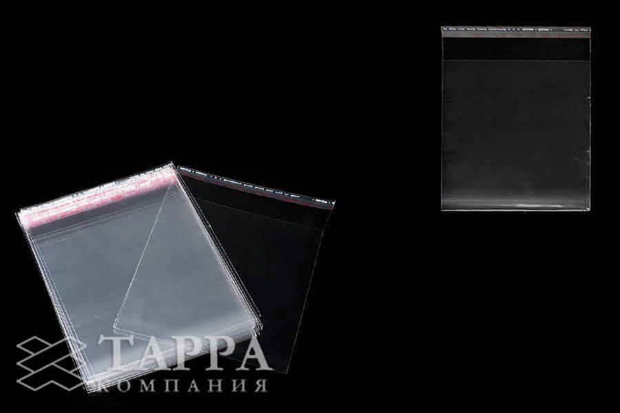 пакеты прозрачные со скотчем a5