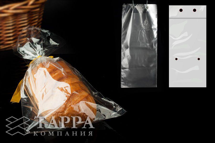 пакет целлофановый под хлеб
