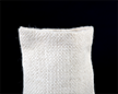 Мешочек из сизали 15×20 см — верх мешочка без завязок